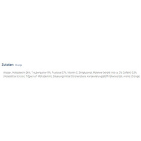 Xenofit Carbohydrate Hydro Gel Box 21x60ml, Cola/Passion Fruit/Orange
